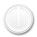 Button oval - Platsikclip