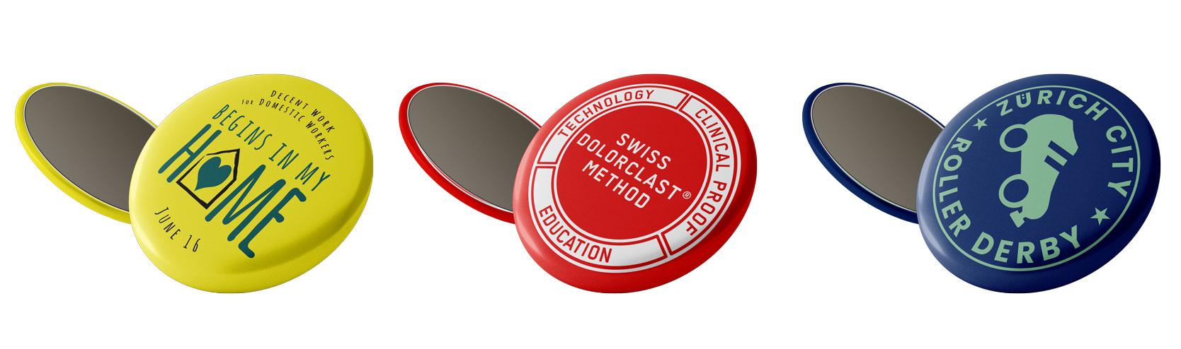 button-Kuhlschrankmagnete